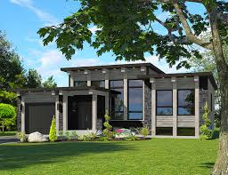 100 Contemporary Modern House Plans Attractive Plan 90286PD Architectural Designs