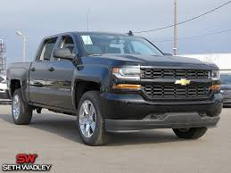 2018 Chevrolet Silverado 1500 Custom 4X4 Truck For Sale In Ada OK ... Parksville Used Vehicles For Sale Chicago Chevy Silverado Trucks At Advantage Chevrolet 3 Mustsee Special Edition Models Depaula New 2018 1500 In Lynchburg Va Don Ringler Temple Tx Austin Waco Hennesseys 62l 2015 Upgrade Pushes 665 Hp Wt Rwd Truck For In Ada Ok Jz321691 1955 With A Lsx V8 Engine Swap Depot Chevrolet Trucks Back In Black For 2016 Kupper Automotive Group News St Louis Leases Classic Houston Lifted
