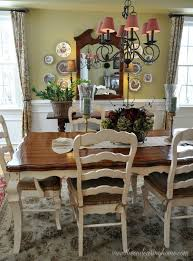 Country Dining Room Ideas by Best 25 Country Dining Rooms Ideas On Pinterest Country Dining