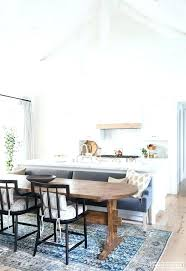 Built In Dining Bench Best Modern Benches Ideas Island