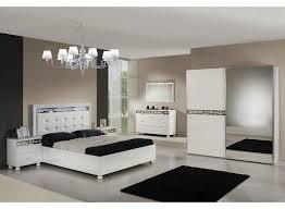 chambre a coucher blanc design chambre à coucher blanche blida raliss com