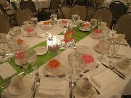 Spring Wedding Table Setting DecorationsWedding SettingsDark