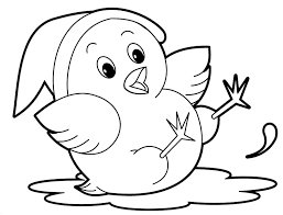 Pictures Of Animals For Kids To Colour