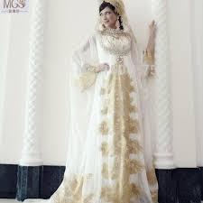 popular gold dress long sleeve muslim buy cheap gold dress long