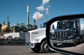 100 Gas Or Diesel Truck Trucks Would Be Nearly Eliminated In California Under