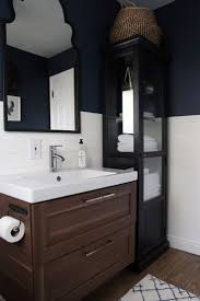 Ikea Fullen Pedestal Sink by The 25 Best Ikea Under Sink Storage Ideas On Pinterest