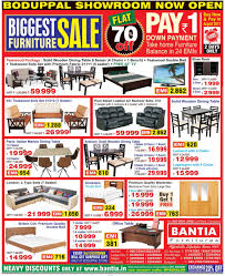Bantia Furniture Biggest Sale