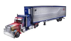 Optimus Prime With Trailer (All Star Ultra) - Transformers Toys ...
