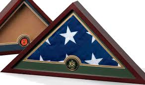 Army Frame Flag Display Case Cases Gifts