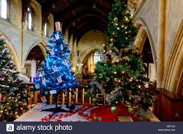 Christmas Trees Types Uk by Minster Church Warminster Wiltshire Uk 3rd December 2016 The