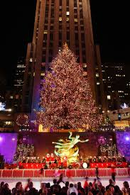 Rockefeller Christmas Tree Lighting 2015 Performers by Rockefeller Center Christmas Tree History Rockefeller Tree