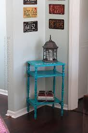 Americana Decor Chalky Finish Paint Lace by Stenciled Chalky Finish Table Makeover Crafts By Amanda