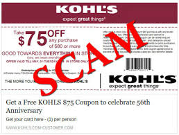 Do Not Share This Kohl's $75 Coupon Circulating On Facebook ... Kohls Coupon Codes This Month October 2019 Code New Digital Coupons Printable Online Black Friday Catalog Bath And Body Works Coupon Codes 20 Off Entire Purchase For Promo By Couponat Android Apk Kohl S In Store Laptop 133 15 Best Black Friday Deals Sales 2018 Kohlslistens Survey Wwwkohlslistenscom 10 Discount Off Memorial Day Weekend Couponing 101 Promo Maximum 50 Oct19 Current To Save Money
