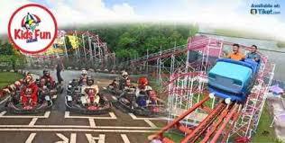 Kids Fun Jogja Wisata Tour Custom Travel Terbaik Park Keluarga Dengan Harga Terjangkau Bon