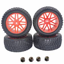 4 Pieces 94mm Rubber 2.2