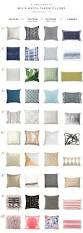 Large Decorative Couch Pillows by A Simple Way To Mix And Match Throw Pillows Throw Pillows