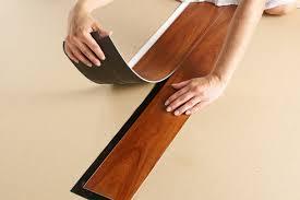 vinyl floor panels how to install vinyl plank flooring