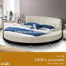 Bedroom Round Bed In India King Size Leather Round Bed Sale 985