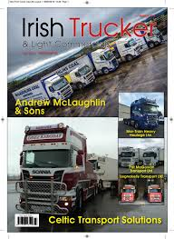Irish Trucker March 2016 By Lynn Group Media - Issuu