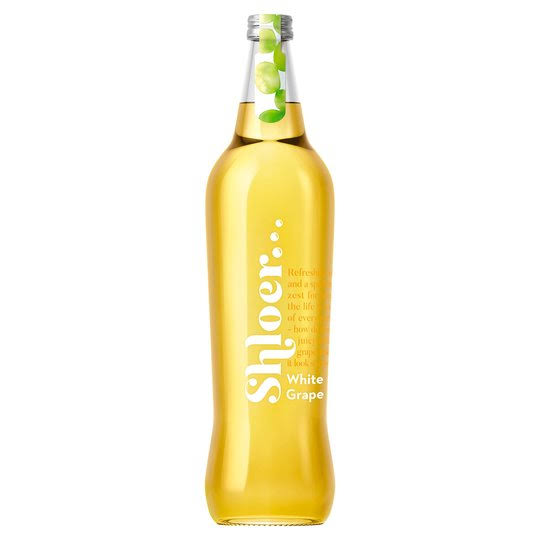 Shloer White Grape Sparkling Juice Drink - 750ml