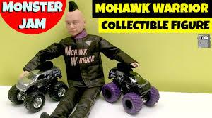 100 Mohawk Warrior Monster Truck MOHAWK WARRIOR Jam Collectible Figure George Balhan YouTube