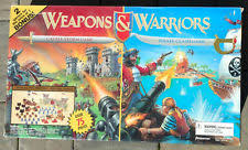 Pressman Weapons And Warriors Castle Storm Plus Pirate Clash Game Incomplete