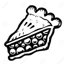 Pie Slice Vector Icon Stock Vector