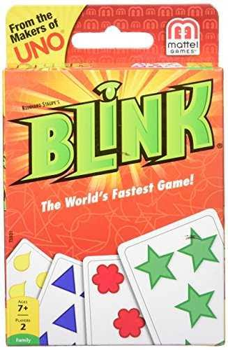Mattel Blink The Worlds Fastest Card Game