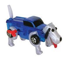 Dawson Z Morphs Dog
