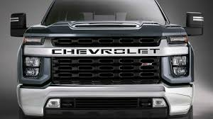 100 Light Duty Truck GMs Heavy Chevy Silverado HD Makes Its Debut