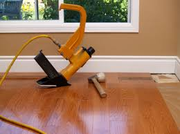 Wood Floor Leveling Filler by How To Install Hardwood Floors Nail Down