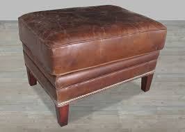 Leather Tufted Chair And Ottoman by Sofa Fabric Storage Ottoman Fabric Ottoman Coffee Table Leather
