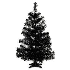 Balsam Christmas Trees Uk by Matte Black Christmas Tree