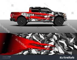 100 Truck Designs Vehicle Graphic Decal Car SOIDERGI