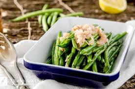 cuisine haricot vert lemon butter haricot vert recipe i d rather be a chef