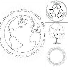 Full Image For Addthis Sharing Printable Coloring Page Planet Earth Pages Free
