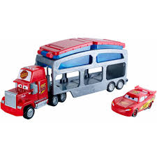 Disney/Pixar Cars Mack Dip And Dunk Trailer - Walmart.com Disney Pixar Cars Mack Truck Hauler Lightning Mcqueen Amazoncom Disneypixar Action Drivers Playset Toys Games Cstruction Videos 3 Buy Online From Fishpondcomau Dan The Fan 2 2010 New In Package Pixar Mack Truck Playset Hauler For Children Kids Car Xl Ft Store Semi Carrier Dj Byrnes Wash Cars Youtube Toy Mcqueen Story