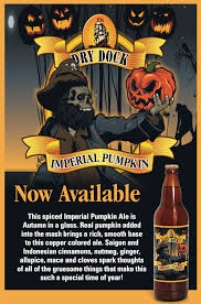 Imperial Pumpkin Ale by Dry Dock Brewing Releases 2016 Imperial Pumpkin Ale Brewbound Com