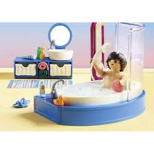 playmobil dollhouse 70211 badezimmer spielzeug spielset 51 teile ab 4 jahren