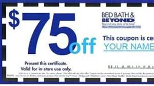 Bed Bath & Beyond Mother s Day coupon on is fake TODAY