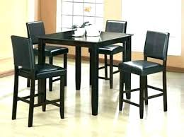 Counter High Dining Table Sets Height Bistro Set Room Tables Tall With Chairs