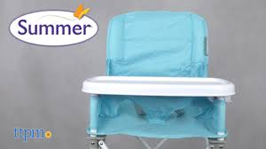 Oxo Tot Seedling High Chair by Pop N U0027 Sit Portable Highchair From Summer Infant Youtube