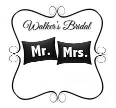 Mr And Mrs Black Pillow Case Set