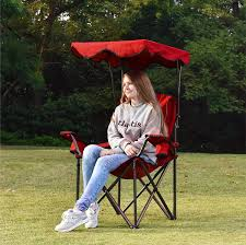$35.99 - ALPHA CAMP Camp Chairs With Shade Canopy Chair Folding ... Gci Outdoor Roadtrip Rocker Chair Dicks Sporting Goods Nisse Folding Chair Ikea Camping Chairs Fniture The Home Depot Beach At Lowescom 3599 Alpha Camp Camp With Shade Canopy Red Kgpin 7002 Free Shipping On Orders Over 99 Patio Brylanehome Outside Adirondack Sale Elegant Trex Cape Plastic Wooden Fabric Metal Bestchoiceproducts Best Choice Products Oversized Zero Gravity For Sale Prices Brands Review