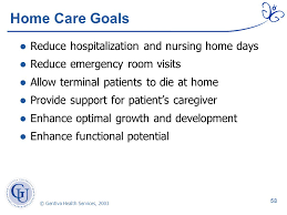 Partners in Education Home Health and munity Nursing ppt