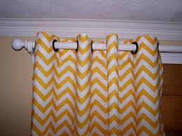 Sweet Jojo Chevron Curtains by Top Orange Chevron Curtains U2014 Prefab Homes Design Orange Chevron