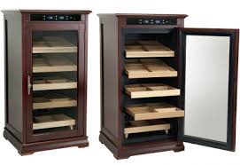 cigar cabinet humidor australia the redford electronic humidor cabinet climate humidity controlled
