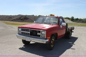 100 1988 Chevy Truck For Sale Chevrolet R30 Custom Deluxe Flatbed Pickup Truck Item