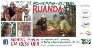 wohnzimmer weltreise ruanda vortrag
