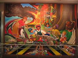 denver airport conspiracy murals conspiracy corner the denver international airport conspiracy